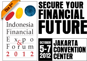 Indonesia Financial Expo & Forum 2012