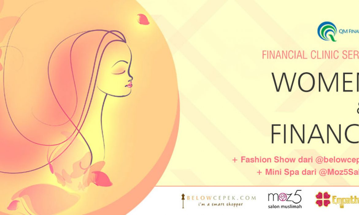 #FinClicSeries Women and Finance