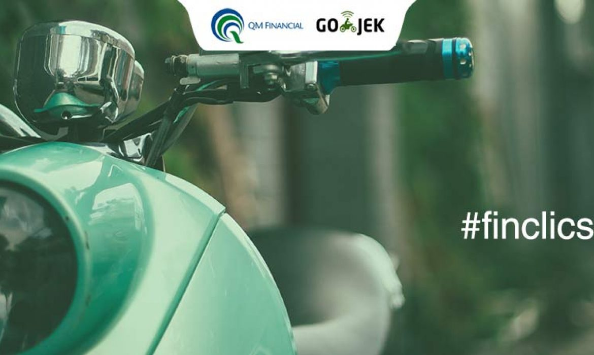 #FinClicSeries for Go-Jek