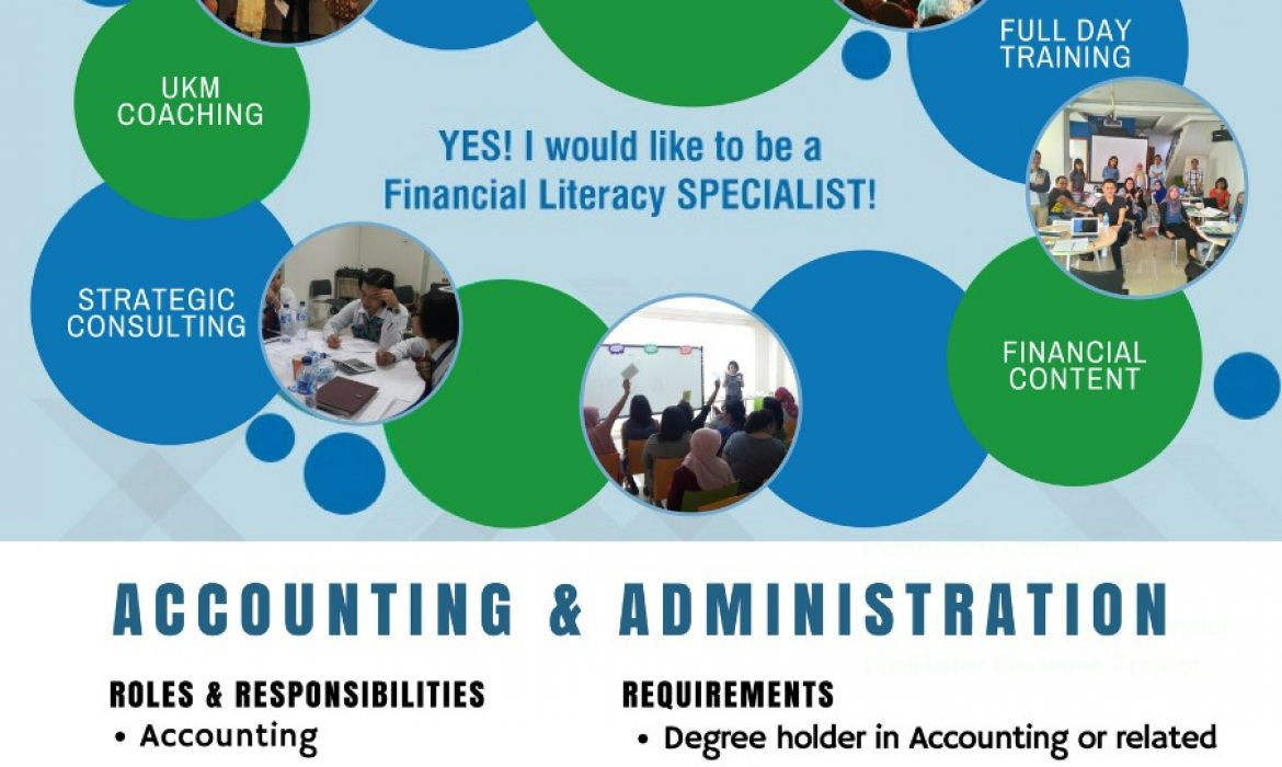 #QMJob QM Looking for Accounting and Administration Candidate