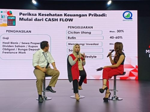 Cerdas Kelola Keuangan Keluarga