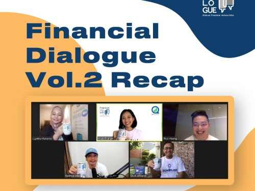 Financial Dialogue Vol. 02: Atasi Quarter Life Crisis Sekaligus Capai Kebebasan Finansial
