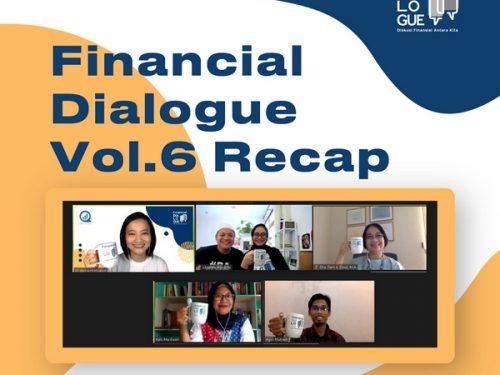 Financial Dialogue 06: Ketika Pasangan Suami Istri Harus Bicara Soal Uang, Bakalan Seru atau Lebih Sering Buntu?