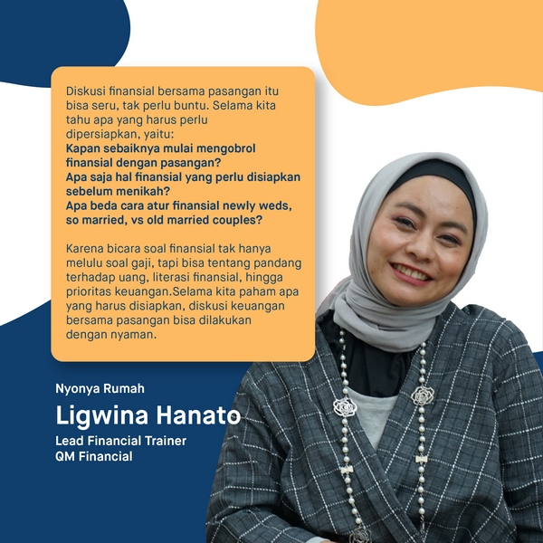 Financial Dialogue 06: Ligwina Hananto