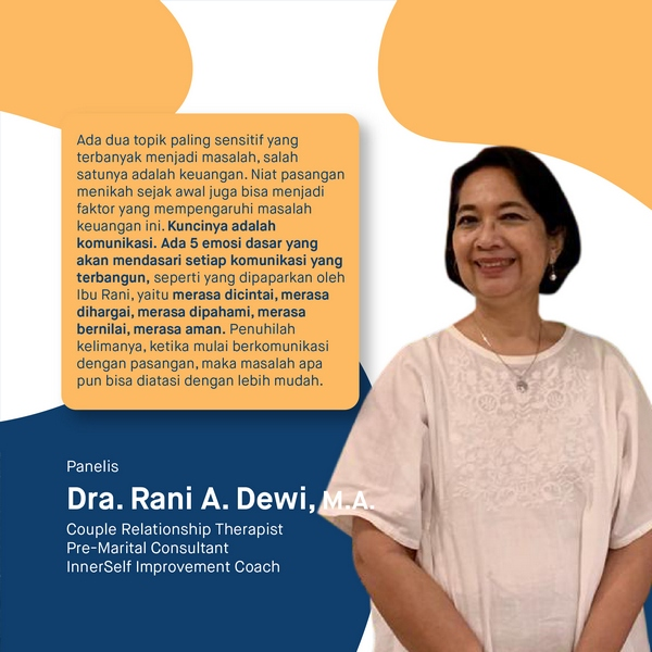 Financial Dialogue 06: Rani A. Dewi