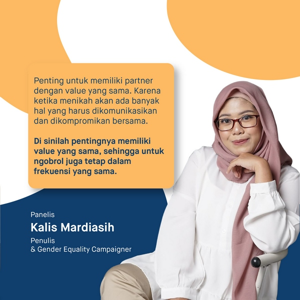Financial Dialogue 06: Kalis Mardiasih