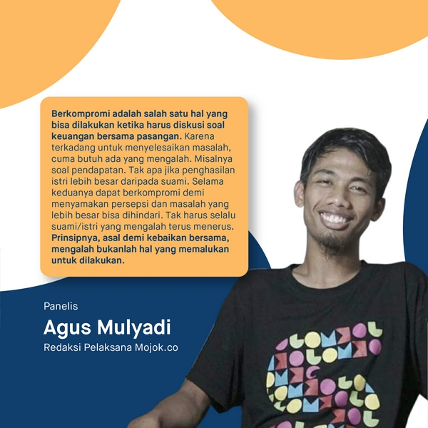 Financial Dialogue 06: Agus Magelangan